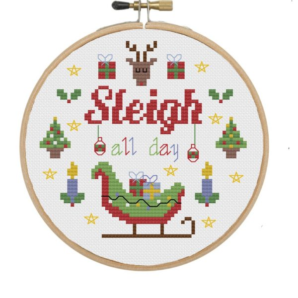 sleigh all day 2