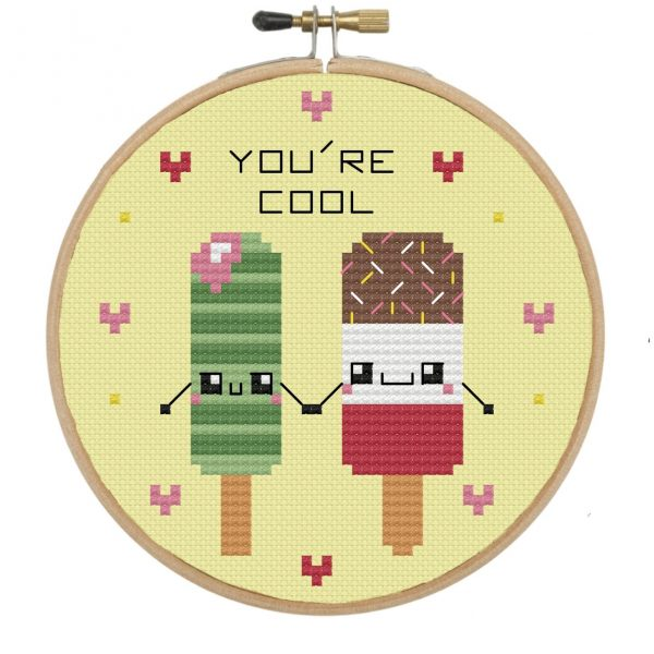 YOU'RE COOL 001