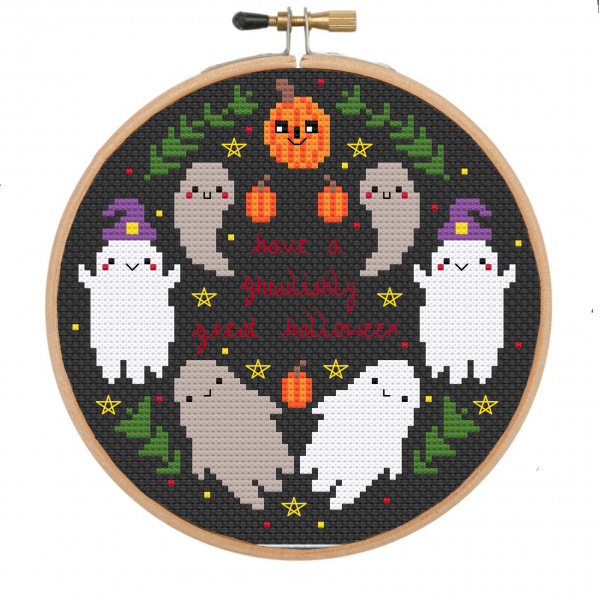 HAVE A GHOULISHLY GREAT HALLOWEEN 001