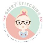 The Geeky Stitching Co - Jess🌈